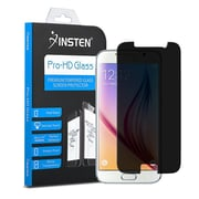 Insten Tempered Glass Anti-Spy Privacy Filter Screen Protector Guard for Samsung Galaxy S6
