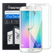 Insten Full Front Coverage TPU Clear Anti-Shock Screen Protector Film for Samsung Galaxy S6 Edge + Plus