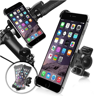 Insten Bike Bicycle Phone Holder Mount Stand Bracket For iPhone 6 Plus/6S Plus 5.5