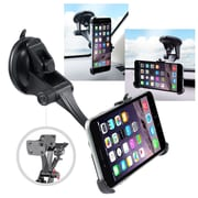 "Insten Car Windshield Dashboard Suction Mount Holder for Apple iPhone 6 Plus 5.5"" inch (Perfect fit) (Flexible Arm)"