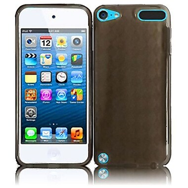Insten TPU Gel Case For Apple iPod Touch 6 6G 6th/5 5G 5th, Smoke (1507991)