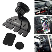 Insten Car CD Slot Magnetic Phone Holder Mount for Apple iPhone 6 6S 5 5S / Android Smartphone Universal