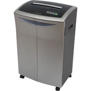 GoECOlife GXC140Ti 14-Sheet Crosscut Commercial Grade Paper Shredder, Dark Silver