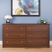 Prepac Riverdale 6-Drawer Dresser