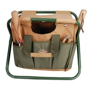 EsschertDesign Canvas Tool Bag and Stool Carry-All