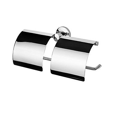 Geesa by Nameeks Standard Hotel Double Toilet Paper Roll Holder