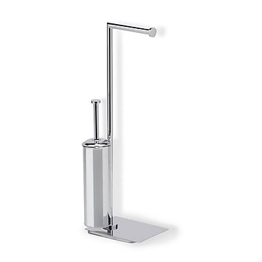 Stilhaus by Nameeks Medea Free-Standing Toilet Brush and Holder