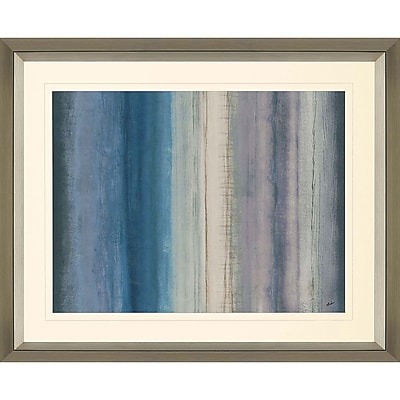 Paragon Serene Waters by Hibberd Framed Painting Print
