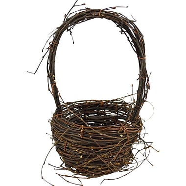 SheasWildflowers Wispy Birch Basket