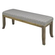 Homegear Jokai Upholstered Bedroom Bench