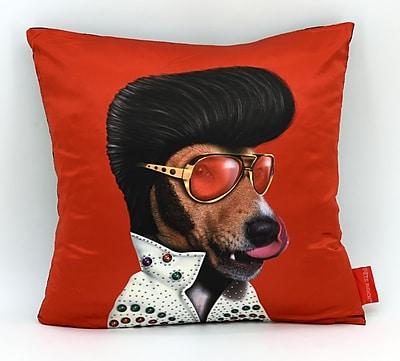 Empire Art Direct Pets Rock ''Vegas'' Throw Pillow