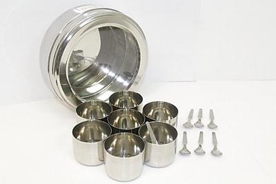 Tabakh 7 Jar Spice Jar & Rack