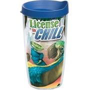 Tervis Tumbler Margaritaville License to Chill Tumbler w/ Lid; 16 oz.