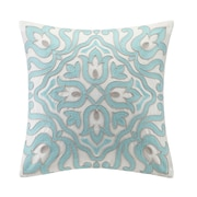 echo design Cyprus Square Throw Pillow