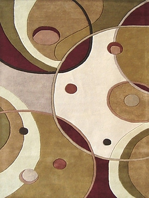 Alliyah Rugs New Zealand Handmade Beige Area Rug
