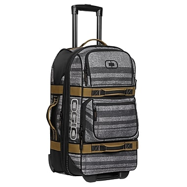 OGIO Layover Wheeled Duffle Bag, Strilux/Mineral, (108227.575)