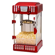 "Elite 1-Gal 20"" Kettle Popcorn Maker, Red (KM250)"