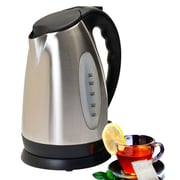 Elite Cordless Electric Kettle 1.7-L, Gray (KM7050)