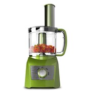 Elite Compact BPA-Free 3-Cup Food Processor, Green (KM7719G)