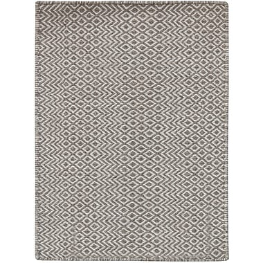 AMER Rugs Bella Hand-Tufted Beige Area Rug; Rectangle 8' x 10'