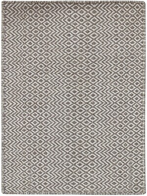 AMER Rugs Bella Hand-Tufted Beige Area Rug; Rectangle 2' x 3'