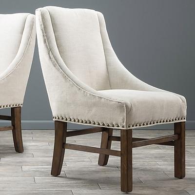 Home Loft Concepts Caden Arm Chair (Set of 2)