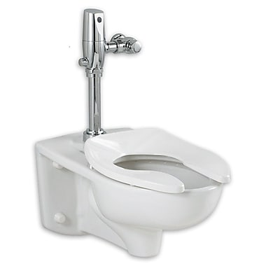 American Standard Afwall EverClean 1.6 GPF Elongated One-Piece Toilet