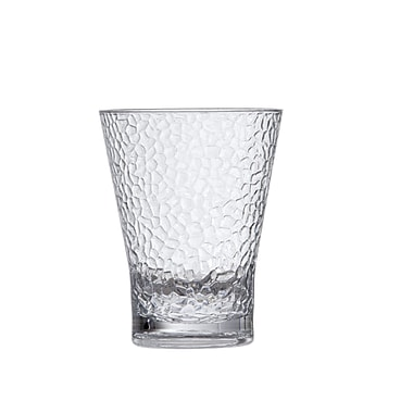 D&V Hammered Double Old Fashioned Glass (Set of 6)