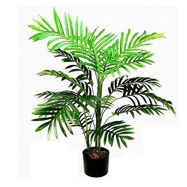 AdmiredbyNature Aritificial Paradise Palm Tree in Pot