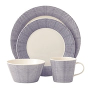 Royal Doulton Pacific 4 Piece Place Setting, Service for 1
