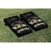 Victory Tailgate NCAA Vintage Version Banner Cornhole Game Set; Army Black Knights