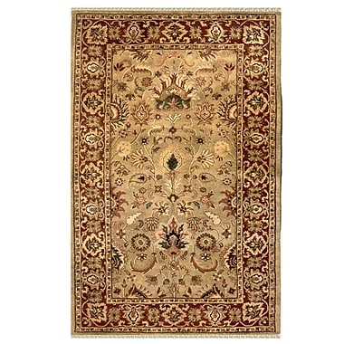 American Home Rug Co. Sultanabad Hand-Tufted Area Rug; Runner 2'6'' x 20'