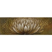 LaKasaLLC Modern Floral and Nature Painting on Canvas