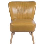 Joseph Allen Lily Scalloped Occasional Side Chair