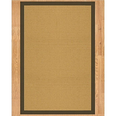 Natural Area Rugs Tokyo Hand Crafted Malt Area Rug; Runner 2'6'' x 8'