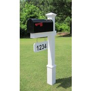 4EverProducts Mailbox w/ Post Included