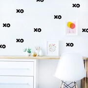 Trendy Peas XOXO Wall Decal