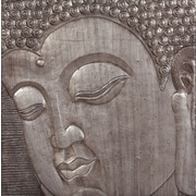 LaKasaLLC Buddha Modern Paintingt on Canvas