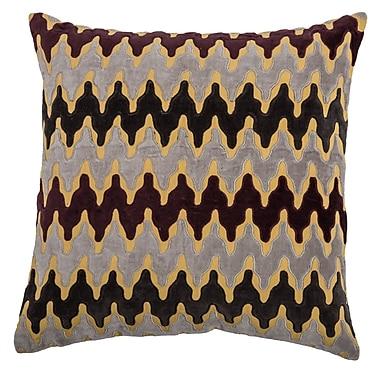 Wildon Home Charro Cotton Throw Pillow