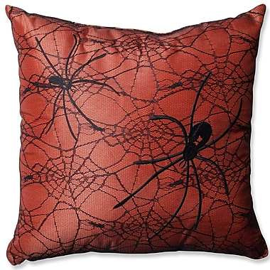 Pillow Perfect Spider Throw Pillow