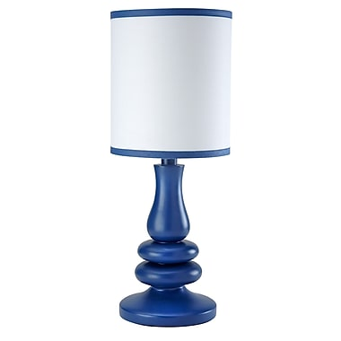 Little Love by Nojo Separates 12'' Table Lamp; Navy