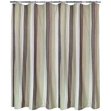 Park B Smith Ltd Churchill 100pct Cotton Ultra Spa Shower Curtain