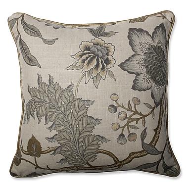 Pillow Perfect Jacobean Flair Vermeil Throw Pillow; 16.5''