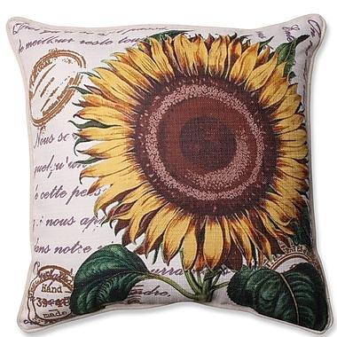 Pillow Perfect Sunflower Throw Pillow