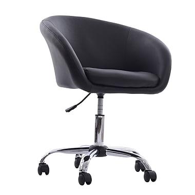 HomCom Tub Desk Chair