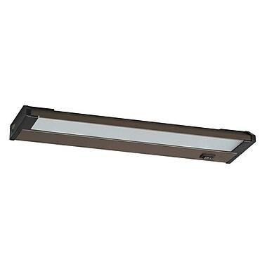 AFX 8'' Xenon Under Cabinet Bar Light; Oil-Rubbed Bronze