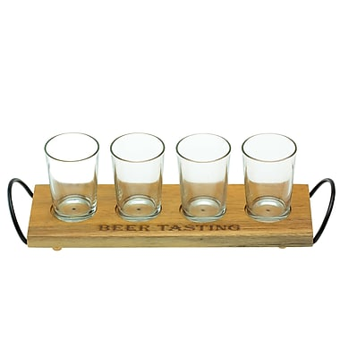 Thirstystone 7-Piece Beer Tasting Set