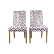 Sole Designs Parsons Chair (Set of 2); Vinvi