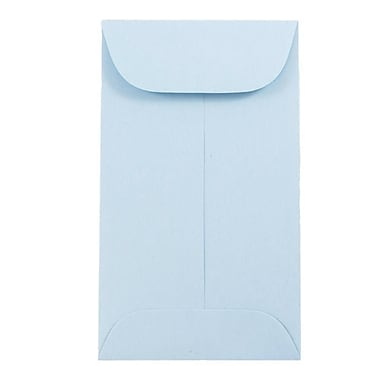 JAM Paper® #3 Coin Envelopes, 2.5