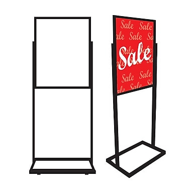 Futech BR-28F Floor Sign Holder, 60